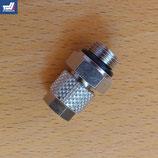 Hydraulikanschluss gerade G1/8 - 6 mm
