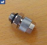 Hydraulikanschluss gerade G1/8 - 8 mm