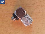 Hydraulikanschluss 90° abgewinkelt M5 - 6 mm