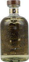 Filliers Barrel Aged Dry Gin 28 0,5 Liter 43,7 % Vol.