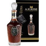 """A. H. Riise Premium Rum Non Plus Ultra """"sreng limitiert""""  0,7ltr."""