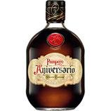 Pampero Anniversario Rum Venezuela 0,7ltr. im Lederbeutel