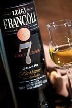 Francoli Grappa Barrique del Limousin 7 Anni 42,5%vol 0,7ltr