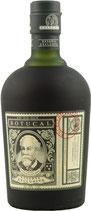 Botucal Rum Reserva Exklusiva 0,7ltr.   40%vol.