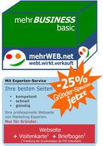 mehrBUSINESS basic  -Gründer-Spezial-