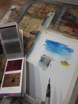 Pack Acuarelas formato libreta Art Mon
