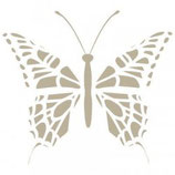 Stencil Mariposa 85
