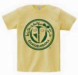 こころんTシャツ(黄色)