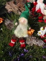 Waldorf-Wichtel (tonttu),  Sterntaler,  Weihnachtsmann, Holzspielzeug für Kinder