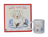 Lilly and Six book and Mug Gift Set