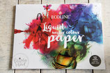 Ecoline Liquid water color paper
