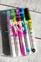Ecoline Brush Pen Primary 5er Set