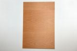 Holzschild Hochformat, gebohrt, roh,  23 x 34 cm