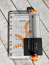 Fiskars Tragbare Rollenschneidmaschine A5, 22 cm