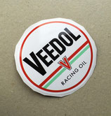 Vintage sticker – Veedol