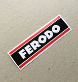 Vintage Sticker – Ferodo