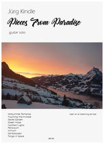 Pieces From Paradise (Book)