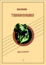 TIRANDOSAURUS BOOK (SCORE and Parts)