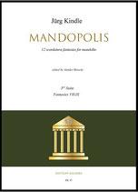 Mandopolis 3rd Book, Hephaistos, Hades, Dionysos,