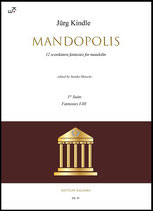 Mandopolis 4 Books (Vol.1,2,3,4) plus free CD