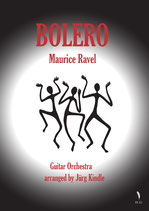 Bolero, Maurice Ravel 130 pages PDF
