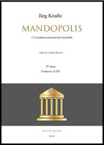 Mandopolis 4th Book, Poseidon, Zeus, Hera