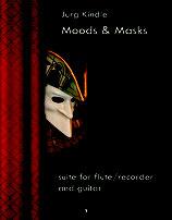 MOODS & MASKS EK 26 (Book)