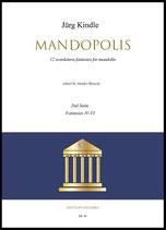 Mandopolis 2nd Book PDF, Artemis, Prometheus, Pallas Athene