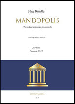 Mandopolis 2nd Book, Artemis, Prometheus, Pallas Athene