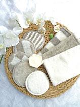 Duschhandschuh - Soft oder Peeling
