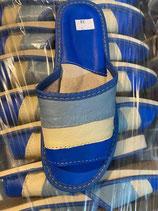 Slippers Tip-Toe mit Streifen
