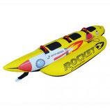 Banane, Bananefahren, Tubes, Schlauch, Wasserschlauch, aufblasbar, Wassersport, Bootfahren, Tubing Fun