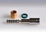 Spare auger screw
