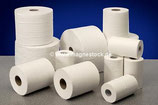 Universal Putzrollen, weiß, 320 m x 23 cm, 6 Rollen, 1 Lage