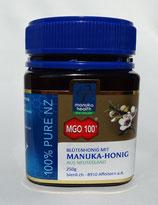Manuka Honig  MGO 100+    250g