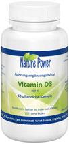 Vitamin D3 60 Kapseln