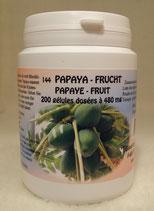 Papaya Frucht 200 Kapseln
