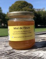 Miel de Fleurs Bio - 250 g.