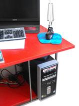 Metal mesa de trabajo