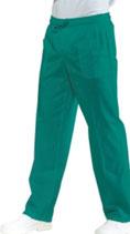 Pantalone Sanitario Unisex verde