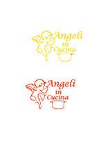 Logo  Angeli in cucina