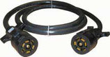7-Way Double End Trailer Cable