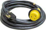 30 Amp Power Cables with Marinco End