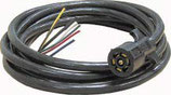 7-Way SAE Trailer Cables