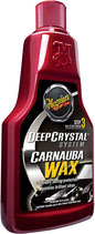 Meguiar's Deep Crystal System - Step 3 - Carnauba Wax