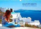 Santorini - griechenlands Trauminsel