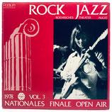Various - Rock Jazz, Römisches Theater Augst 1978 Vol. 3