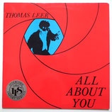 Thomas Leer - All About You