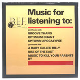 British Electric Foundation – Music For Listening To