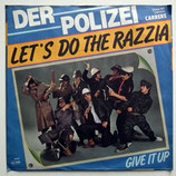Der Polizei - Razzia